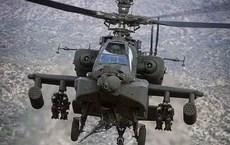 Houthi nã tên lửa, bắn rơi trực thăng Apache tối tân của Saudi Arabia