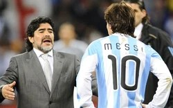 World Cup 2018: Huyền thoại Maradona giảm sức ép cho Lionel Messi