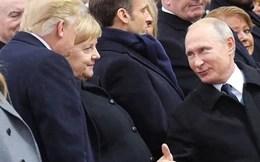 Tổng thống Putin: Nga bình thản khi binh lực NATO áp sát biên giới