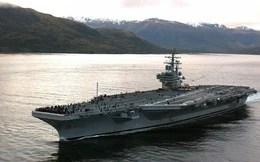 Truyền thông Ai-len: Hải quân Mỹ hùng mạnh nhưng sẽ thua khi thực chiến