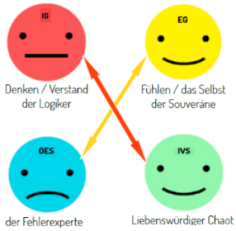 PSI-Theorie-Kompetenzanalyse