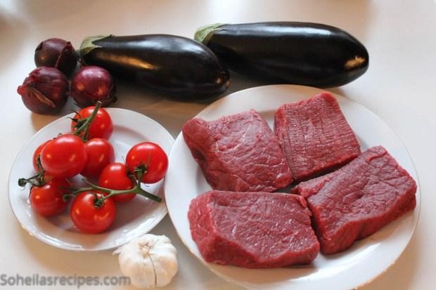 KjøttOgAubergine