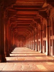 Taken in Agra, India