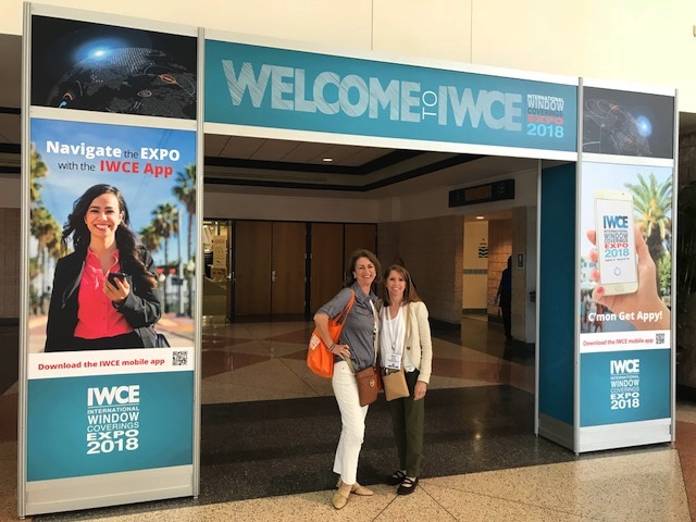 What I discovered at The International Window Covering Expo!