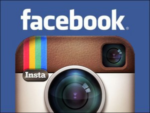 Logo Instagram setelah bergabung dengan facebook