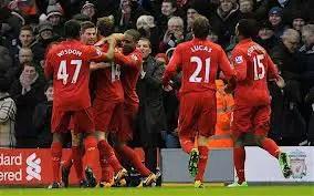 Liverpool vs Norwich - pemain raikan gol