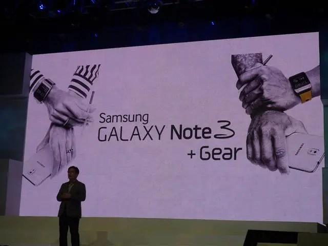 harga samsung galaxy note 3 dan harga samsung galaxy gear