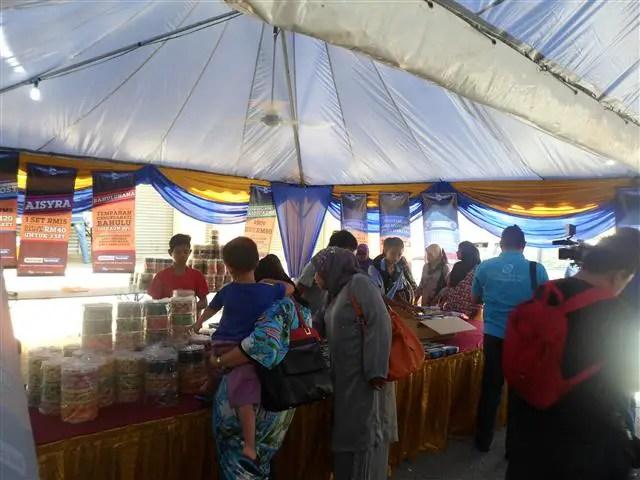 hananut - majlis pra-pelancaran oleh Aisyhana Cookies & Food Industries