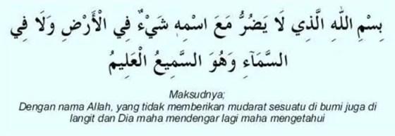 doa jauh musibah