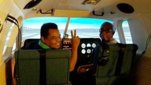 gambar pilot muda