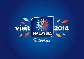 logo tahun melawat malaysia 2014