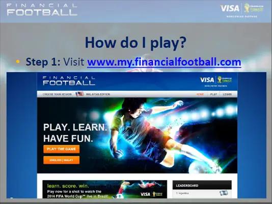 visa financial football 1