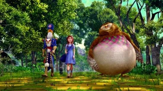 Marshal Mallow, Dorothy dan Wiser