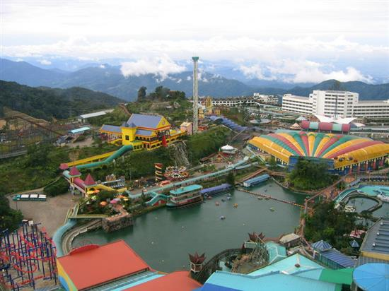 genting highland sebelum renovation