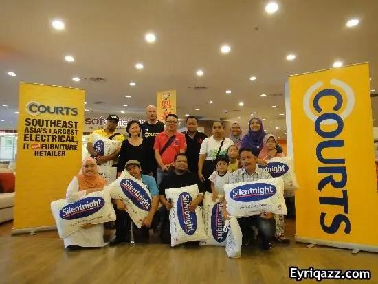 Peserta ID Workshop dan Contest Sofa maker