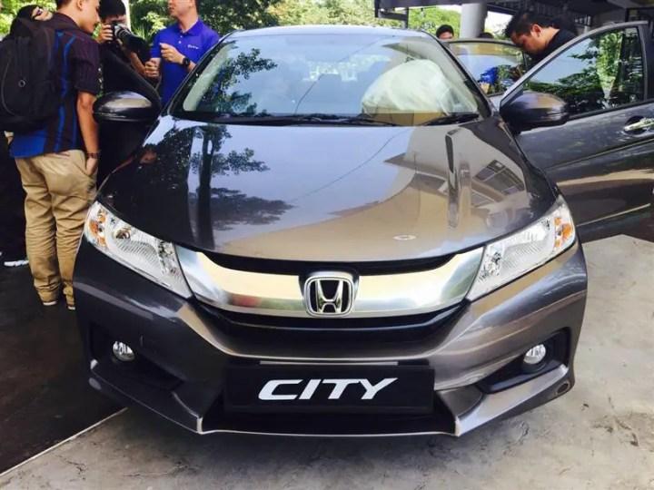 honda city baru 2015