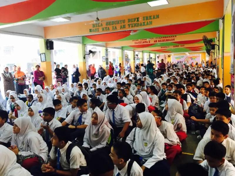 calon UPSR 2015 Sek Keb Bukit Jelutong