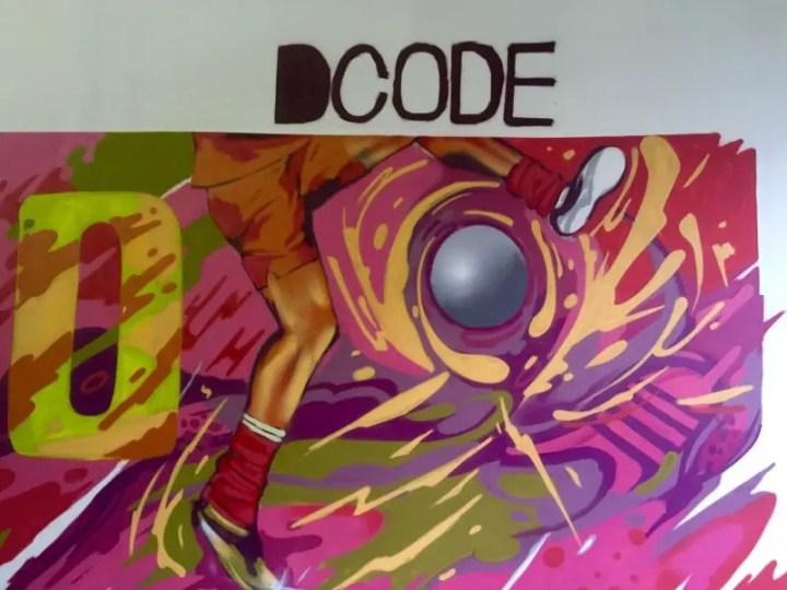 Lukisan grafitti