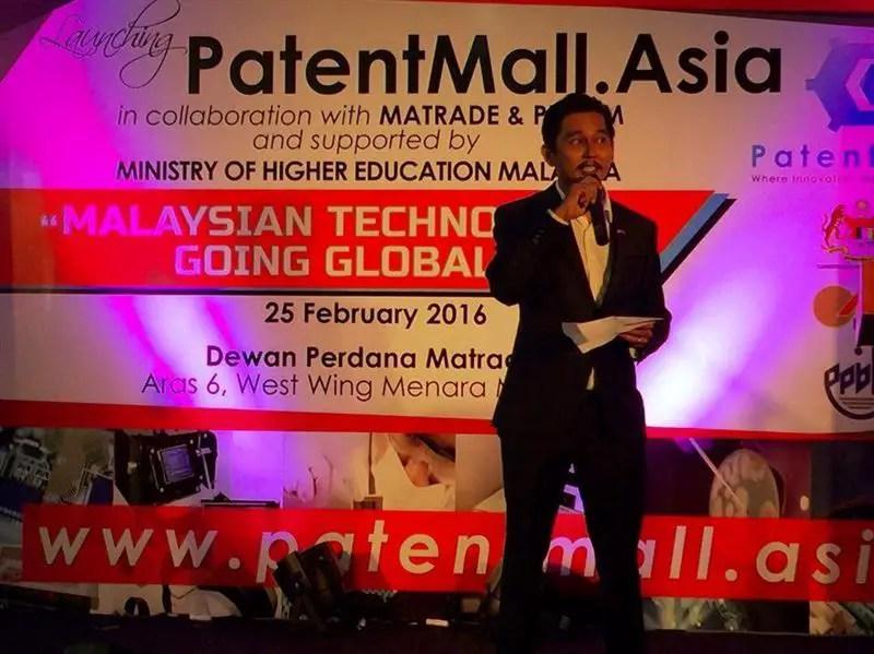 Muhammad Moha Krishna, CEO Patetmall