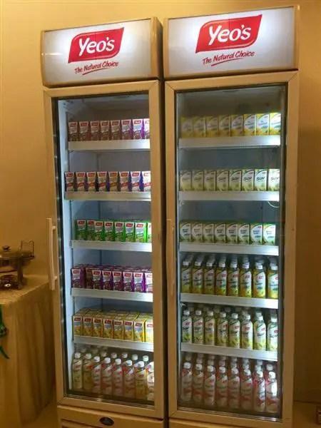 minuman Yeo's memang menjadi pilihan untuk berbuka puasa