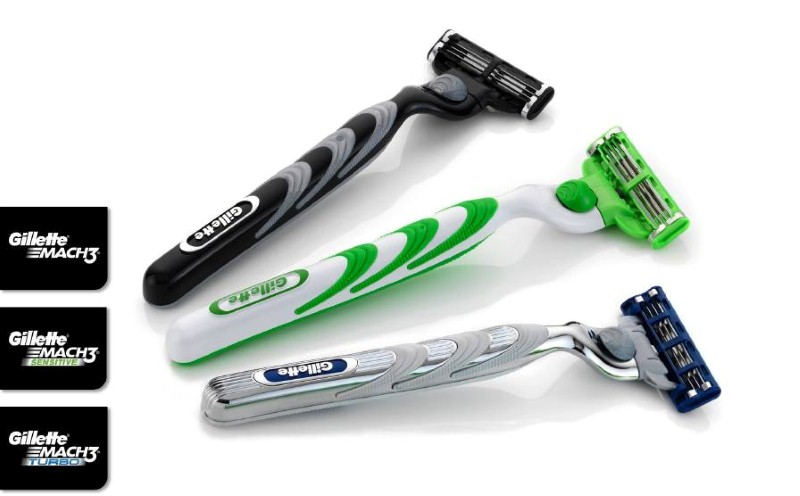 gillette-mac3-razor-variants