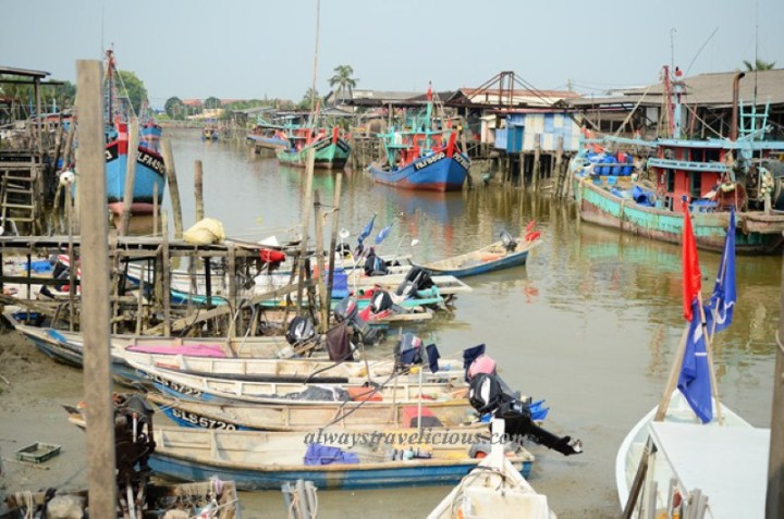 gambar kampung nelayan