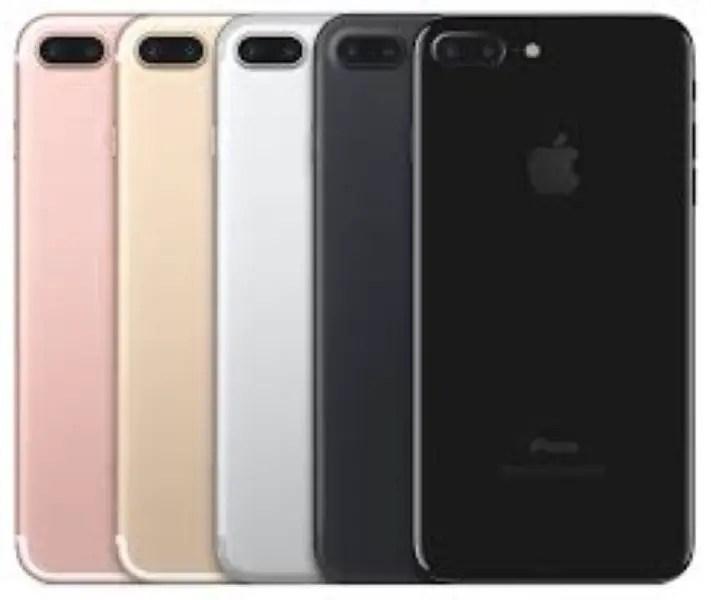 pilihan warna untuk iPhone 7