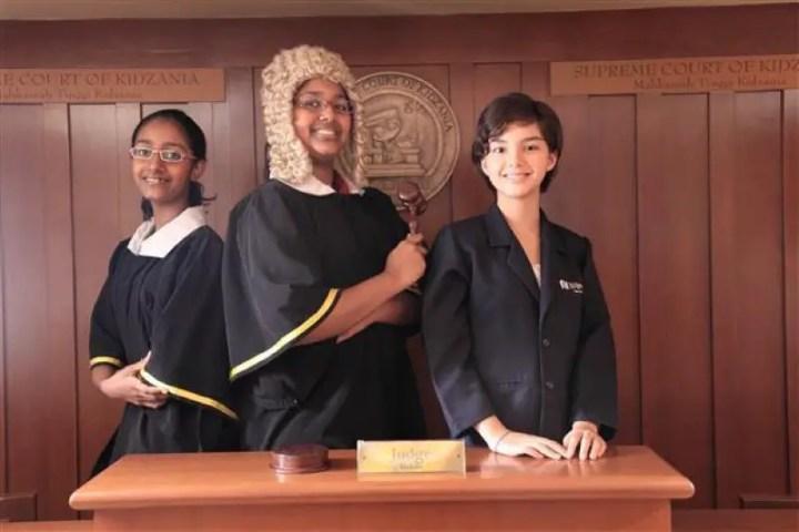 peguam dan hakim