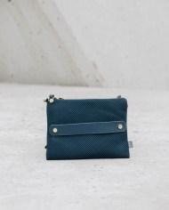 bolso mano azul 1
