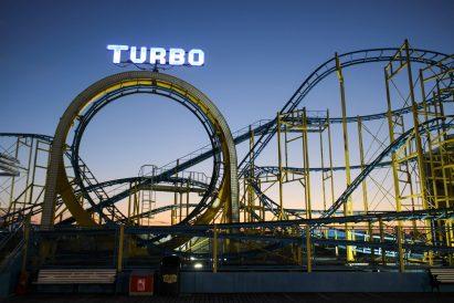 Turbo Brighton Palace Pier