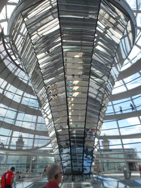 Coupole du Reichstag