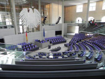 Parlement allemand