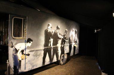 Le Van - Banksy
