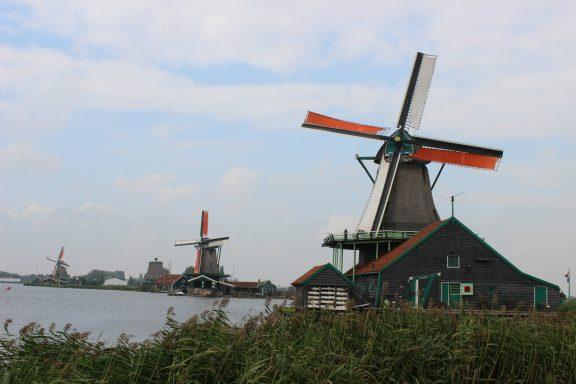 Aux alentours d'Amsterdam