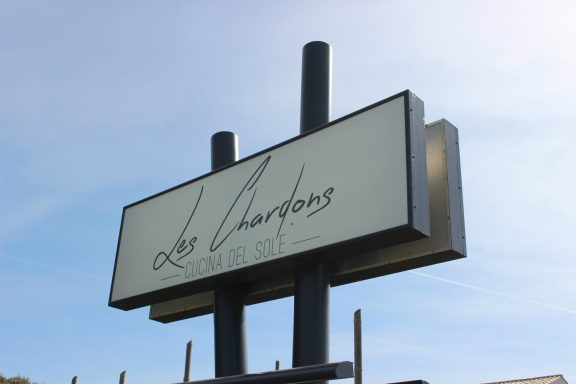 Restaurant Les Chardons