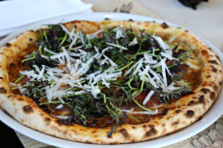 "Pizza ""La Terre de Vendée"""