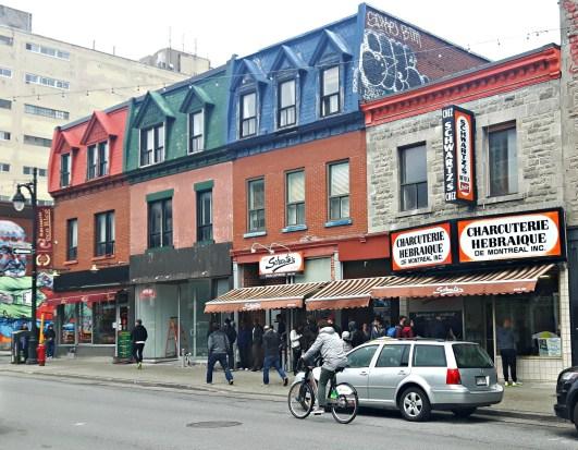 Schwartz's Deli Montréal
