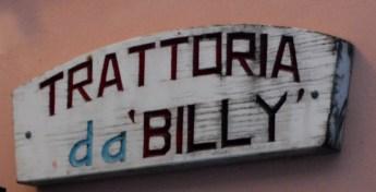 Trattoria da Billy