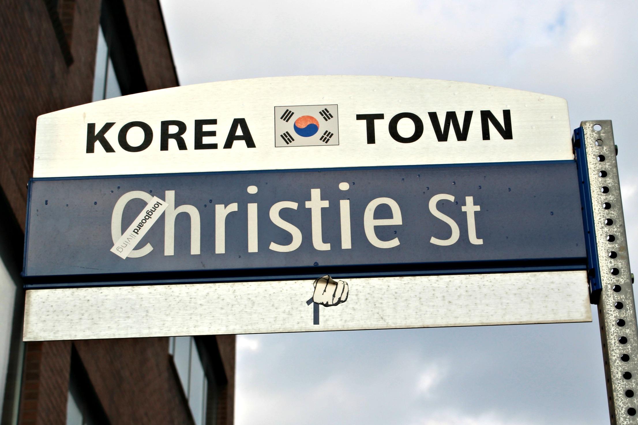 Koreatown Toronto