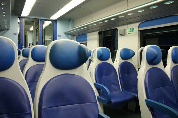 Train Cinque Terre