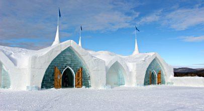 Hotel de glace 2018