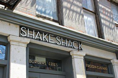 Shake Shack NYC