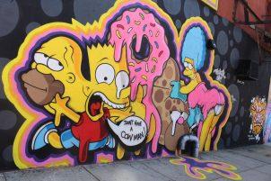 Street art à Bushwick