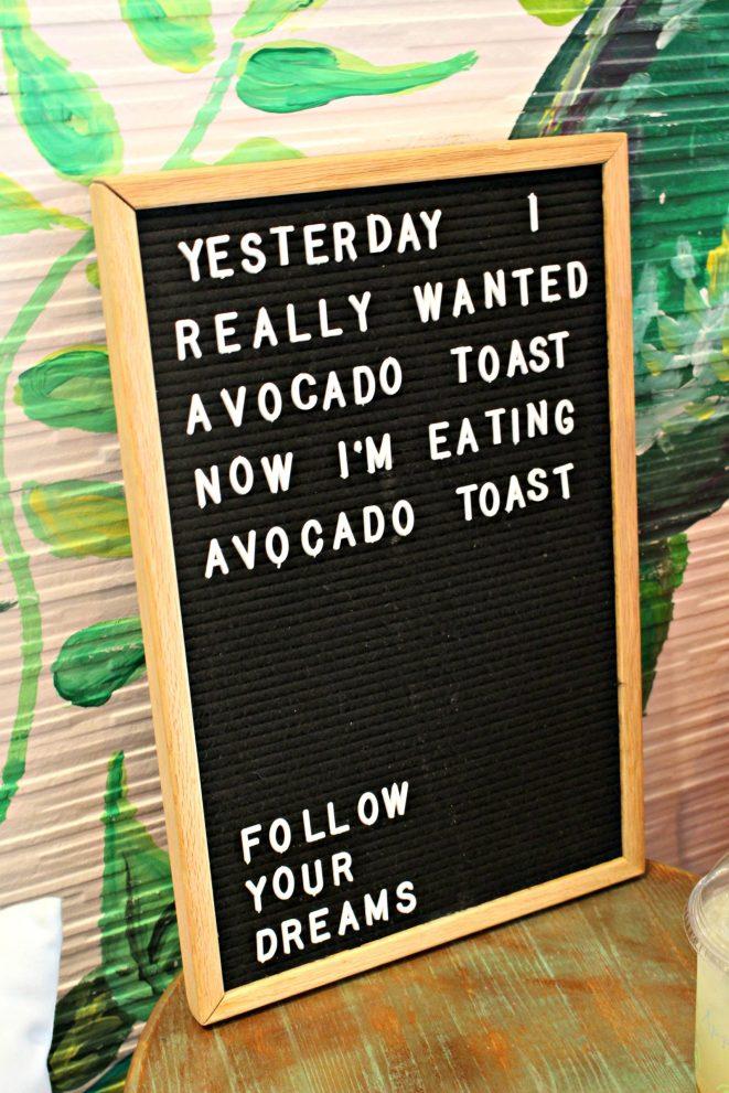 "La philosophie ""Avocado Appetit"""
