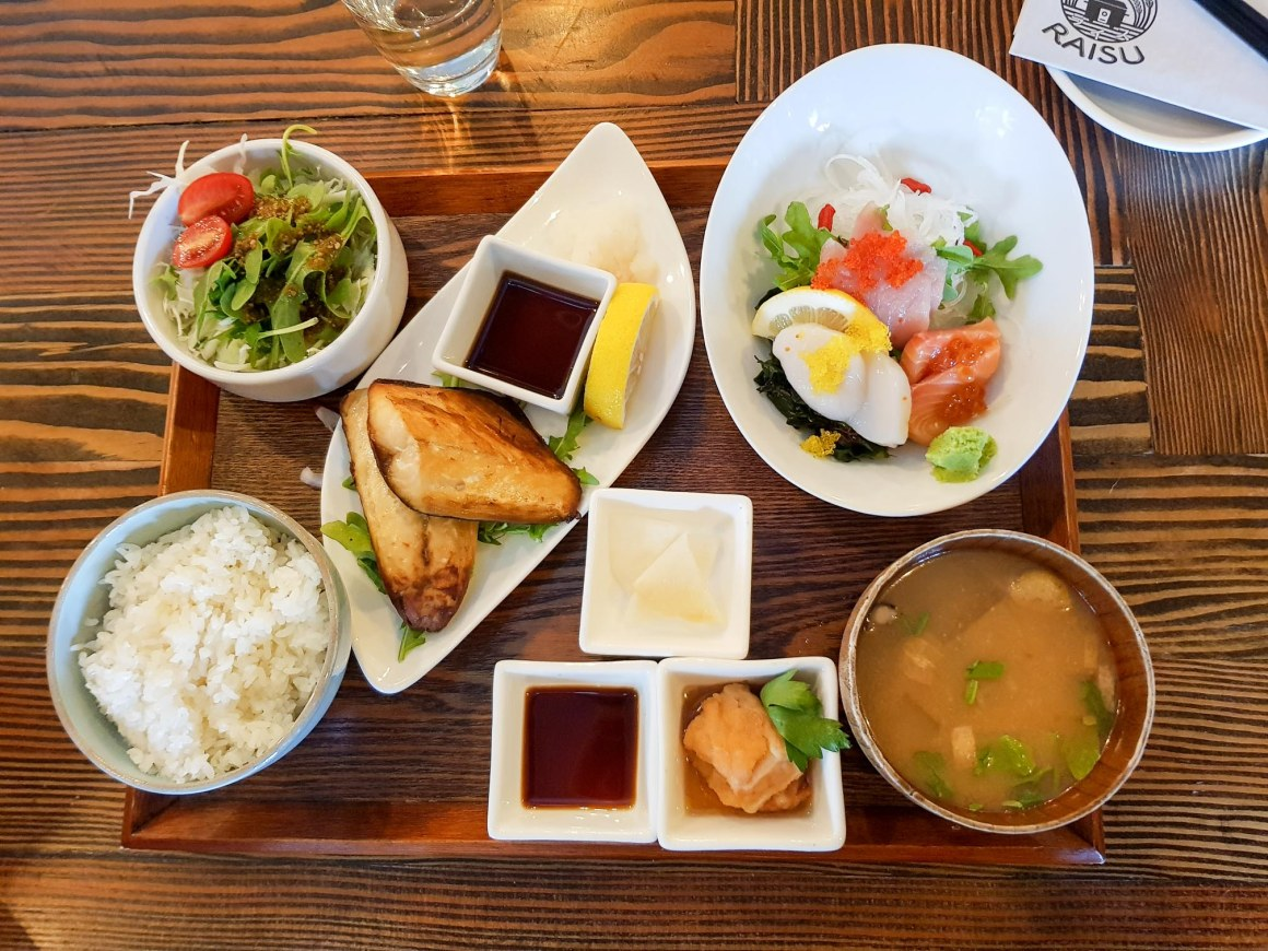 Restaurant Raisu Vancouver