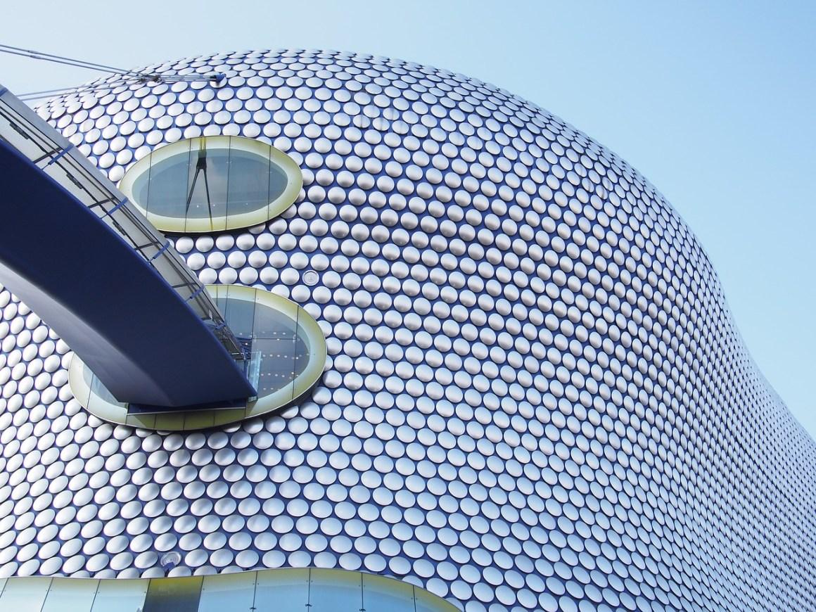Centre commercial Bullring à Birmingham