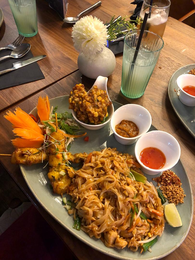 Sabai Sabai Birmingham Lunch Meal