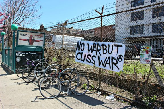 Bushwick - No war but class war