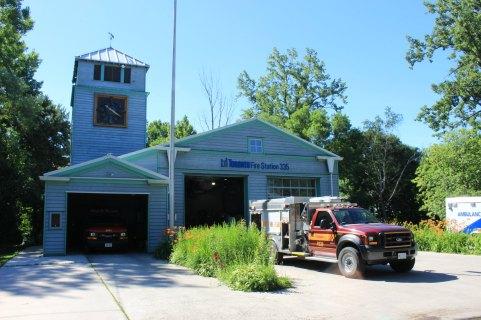 Caserne de pompier