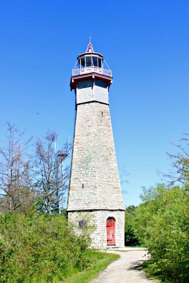 Le phare de Toronto Islands